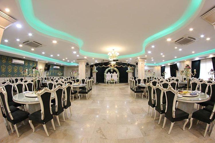 تالارهای پذیرایی فروشگاه نجم خاورمیانه